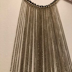 H&M Gold Chain Necklace